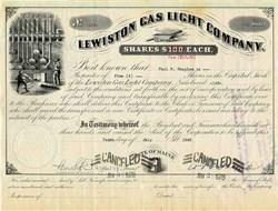 Lewiston Gas Light Company (Northern Utilities)