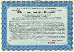 Libbey-Owens Securities Corporation
