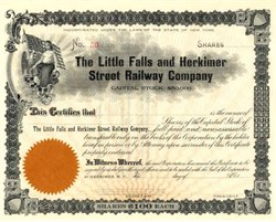 Little Falls and Herkimer Street Railway Company - New York