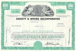 Liggett and Meyers (L&M) Cigarette Company