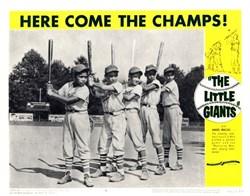 The Little Giants Lobby Card Starring Angel Macias - 1961