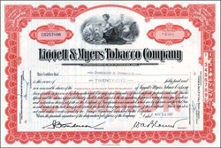 Liggett & Myers Tobacco Company