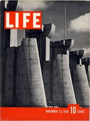 Life Magazine - First Edition 1936