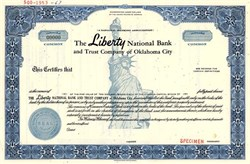Liberty National Bank and Trust Company of Oklahoma City - Oklahoma