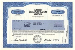 Lincoln Telecommunications Company (Became Aliant Communications ) - Nebraska 1994