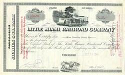 Little Miami Railroad 1941 - 1948
