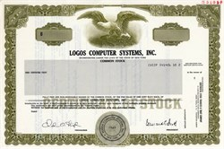 Logos Computer Systems, Inc. - 1983