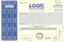 Logic Devices Incorporated - California 1988