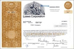 Loews Corporation 1973