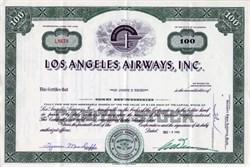 Los Angeles Airways, Inc - California 1969