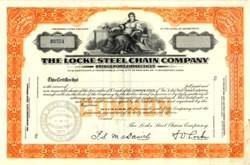Locke Steel Chain Company - Bridgeport, Connecticut