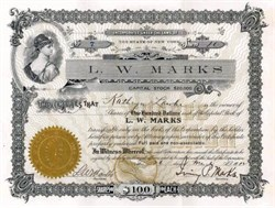 L.W. Marks Company - New York