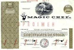 Magic Chef, Inc. - 1969
