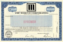 Marcus Corporation (Marcus Theatres and Marcus Hotels )  - Delaware