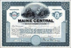 Maine Central Railroad Company 1915