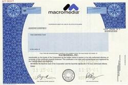 Macromedia, Inc. - Delaware