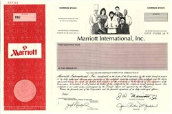 Marriott International, Inc. - Delaware