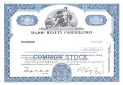 Major Realty Corporation