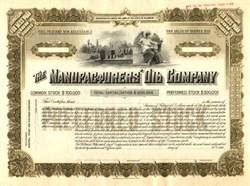 Manufacturers' Oil Company - Delaware 190_