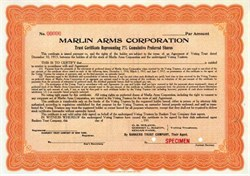 Marlin Arms Corporation