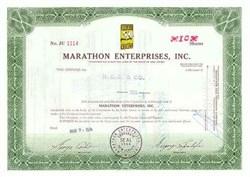 Marathon Enterprises, Inc. - House O' Weenies Vignette (Sabrett Hot Dogs)