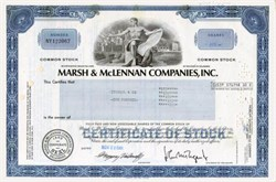 Marsh & McLennan Companies, Inc.
