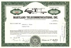 Maryland Telecommunications, Inc.