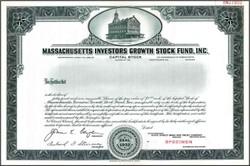 Massachusetts Investors Growth Stock Fund, Inc.