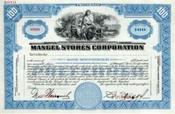 Mangel Stores Corporation - Delaware 1936