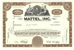 Mattel Toy Company