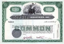 Maule Industries Inc.