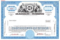 McKesson & Robbins Incorporated