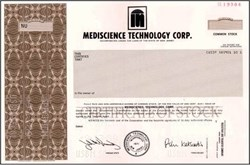 Mediscience Technology Corp.