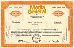 Media General Inc. - Virginia 1969