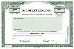 Medivation, Inc. - Delaware