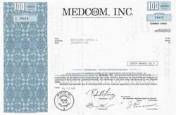 Medcom, Inc. - Delaware 1972