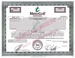 MetroGolf Incorporated