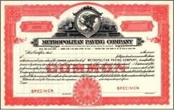 Metropolitan Paving Company - Illinois
