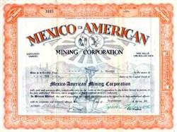 Mexico-American Mining Corporation - Arizona