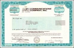 MFS Communications Company Inc.