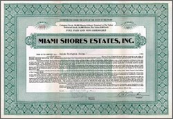 Miami Shores Estates, Inc.