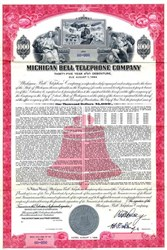 Michigan Bell Telephone Company - Michigan 1959