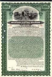 Michigan Central Railroad Company 1907