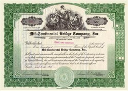 Mid-Continental Bridge Company, Inc. 1931
