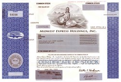 Midwest Express Holdings, Inc. - Wisconsin