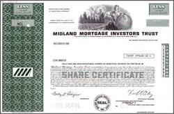 Midland Mortgage Investors Trust - Massachusettes