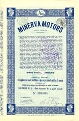 Minerva Motors 1929 - France