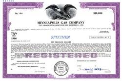 Minneapolis Gas Company ( Now Reliant Energy Minnegasco )