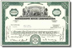 Mississippi River Corporation ( Now Union Pacific )