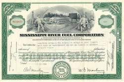 Mississippi River Fuel Corporation